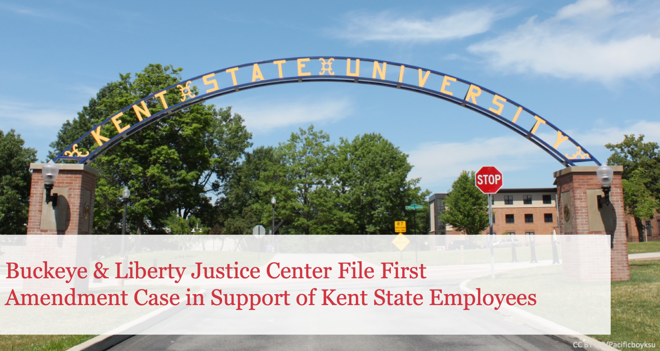 Kent State Employees Sue Over Illegal Union Dues