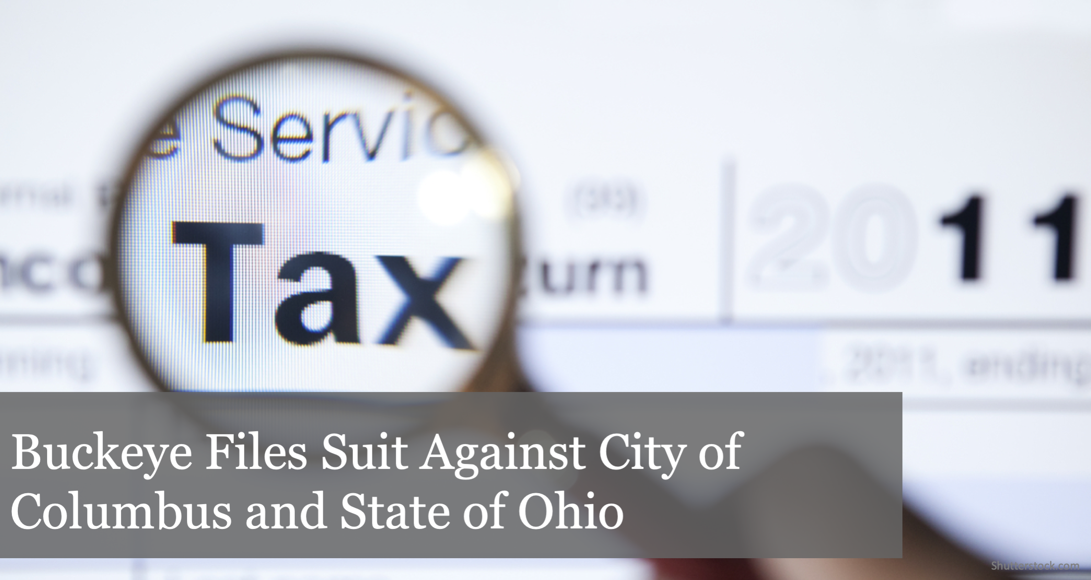 The Buckeye Institute Files Suit Against City of Columbus and State of Ohio