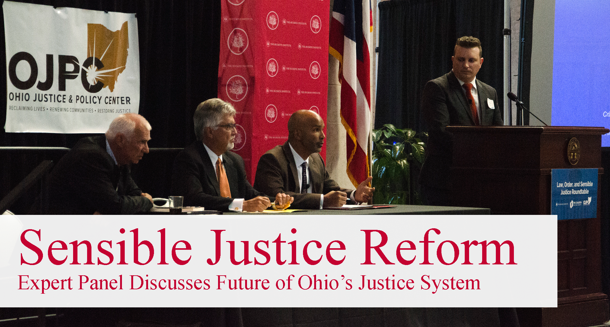 Justice Advocates Pursue Reform Solutions in Ohio
